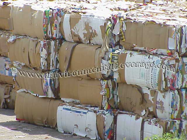 recycle papermill