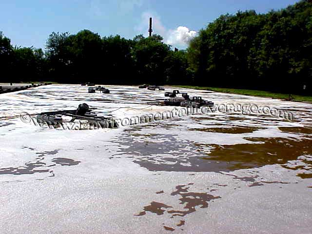 papermill wastewater lagoon, Wastewater Training and waste water eLearning training