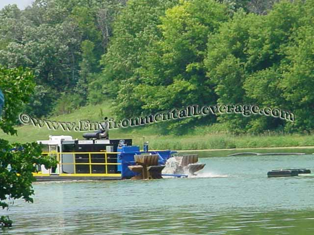 Dredging a lagoon, Papermill wastewater troubleshooting