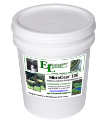 MicroClear 106 Environmental Leverage