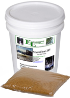 product pails MicroClear 207 grease wwtp