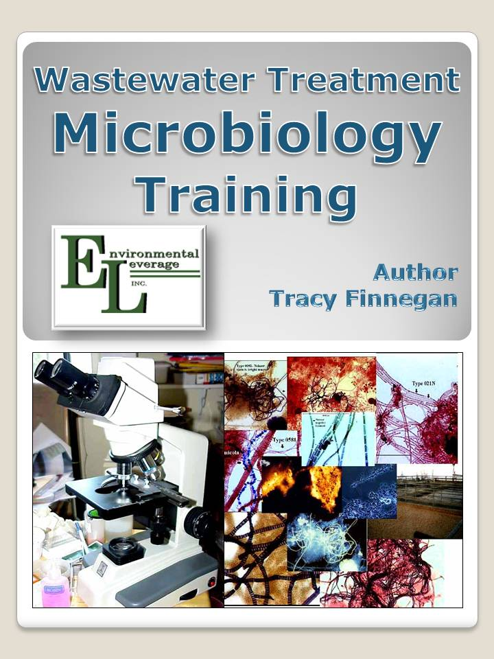 microbiology training, Plant Operations Seminar, wastewater training, operators training